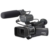 Sell sony handycam hvr-a1u hdv digital camcorder at uSell.com