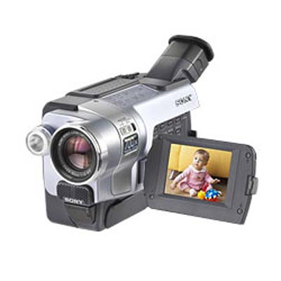 Sell sony handycam dcr-trv350 camcorder at uSell.com