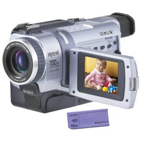Sell sony dcr-trv340 handycam camcorder at uSell.com