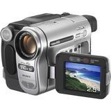 Sell sony handycam ccd-trv138 camcorder at uSell.com