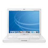 Apple iBook G3 PowerPC 750cx 500mhz 10gb 12.1in  Combo Drive