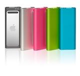 Apple  iPod Shuffle 3rd Generation 4GB