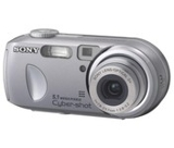 Sell sony cyber-shot dsc-p93 digital camera at uSell.com